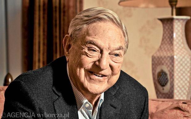 Soros kupił udziały w największej kopalni złota za 264 mln dol.