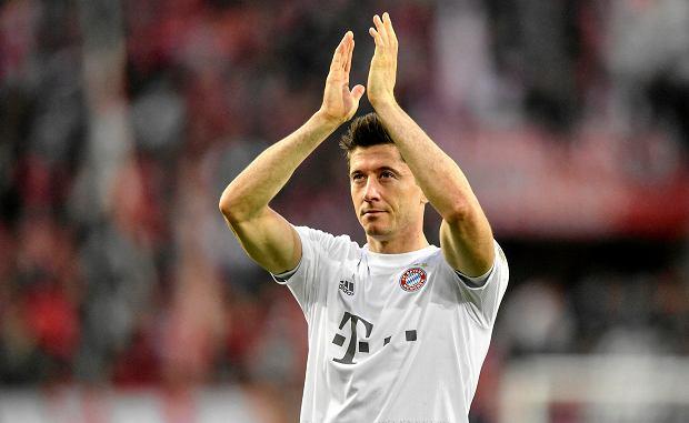 Lewandowski bez gola od 600 minut w fazie pucharowej Ligi Mistrzów. Prezes klubu komentuje