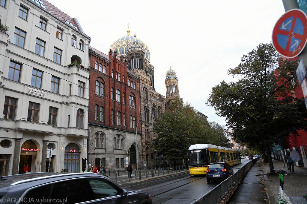 Berlin, dzielnica Mitte