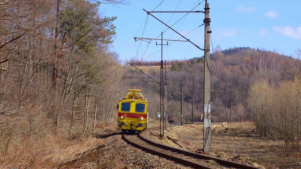 Mieszkańcy dwóch województw chcą rewitalizacji linii kolejowej. Będą zbierać podpisy
