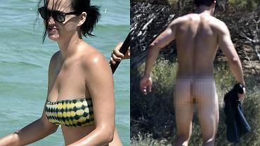 """Orlando Bloom wraz z Katy Perry postanowili pojechać na romantyczny wyjazd we dwoje. Jako cel swojej podroży wybrali włoską Sardynię. Nikt nie spodziewał się, że aktor znany z """"Władcy Pierścieni"""" pokaże aż tyle. Zajrzyjcie do galerii i zobaczcie sami!"""