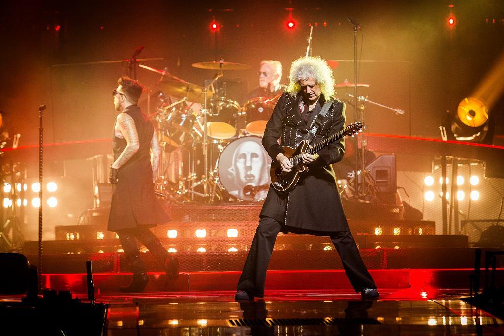 Queen + Adam Lambert w Atlas Arenie / Jakub Janecki