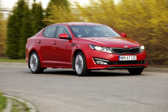 Kia Optima 2.0 XL