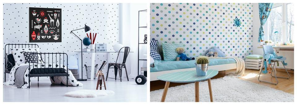 Fototapety w pokojach dziecka i nastolatka