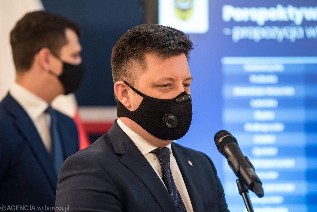 Michał Dworczyk o przywróceniu obostrzeń: Presja na otwieranie poszczególnych gałęzi była bardzo duża