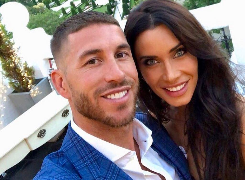 Sergio Ramos oświadczył się Pilar Rubio