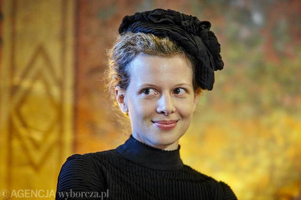Na planie filmu o Marii Skłodowskiej-Curie