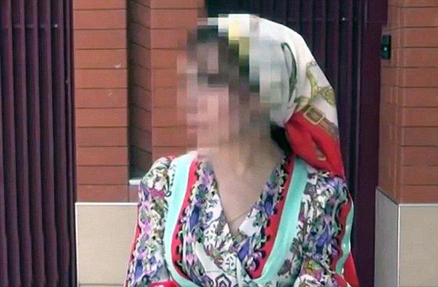 Maryam, jedna z Czeczenek, która naciągnęła IS