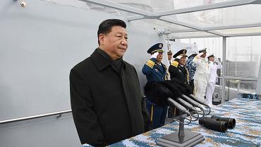 Chiński prezydent Xi Jinping