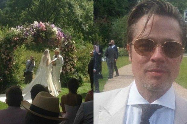 Ślub Guya Ritchiego i 33-letniej modelki Jacqui Ainsley to bez wątpienia jedno z ważniejszych wydarzeń towarzyskich ostatnich miesięcy. Reżyser rozwiódł się z Madonną 7 lat temu, ale dopiero teraz zdecydował się na ponowny ślub. Uroczystość odbyła się w czwartek w ich posiadłości w Wiltshire. Poprzedził ją