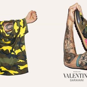 Kolekcja Valentino