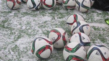 Piłkarskie sparingi