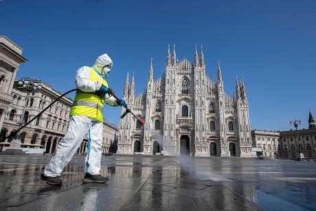 Luca Bruno / AP Photo