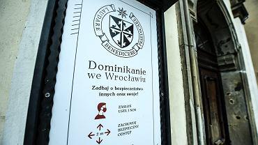 Kościół i Klasztor pw. sw. Wojciecha , siedziba dominikanów we Wrocławiu
