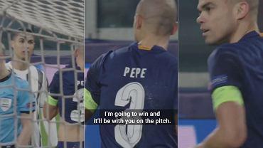 Cristiano Ronaldo i Pepe