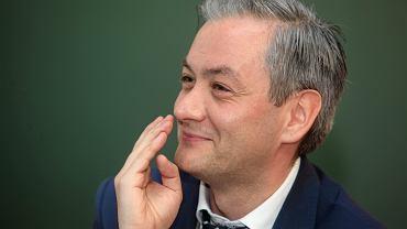 Robert Biedroń na spotkaniu we Wrocławiu, wrzesień 2016