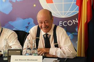 Jacek Rostowski zdradził, dlaczego w eurowyborach kandyduje z Londynu. Chodzi o brexit