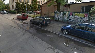 ul. Stefana Okrzei w Bielsku-Białej