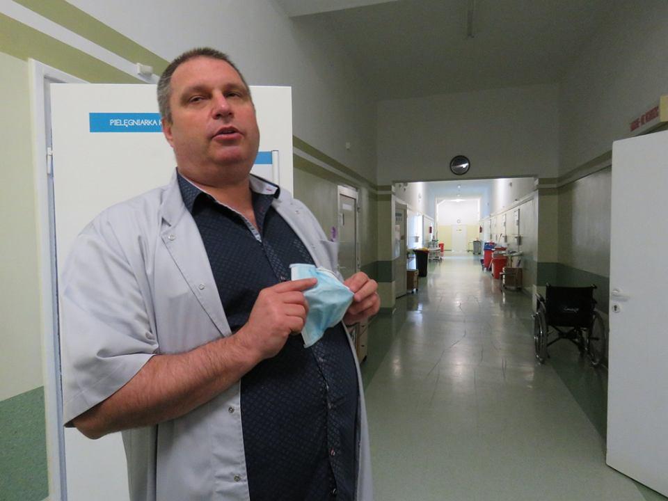 Zdjęcie numer 1 w galerii - Szpitalny