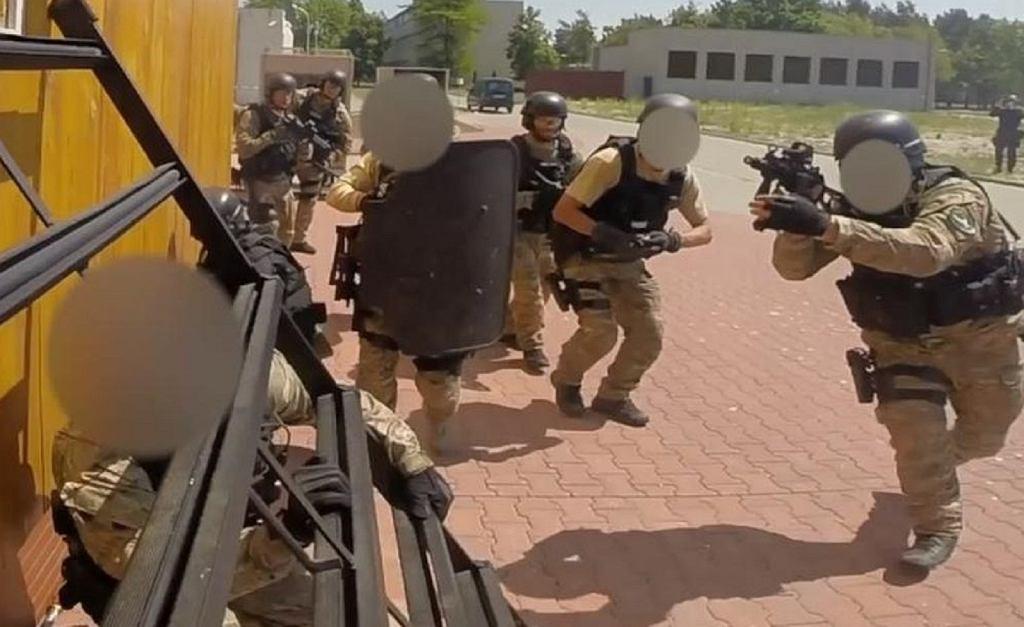 Zatrzymanie czterech obywateli Tadżykistanu