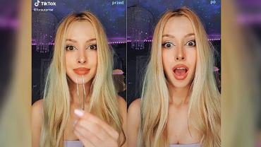 Trik na wyszczuplenie nosa