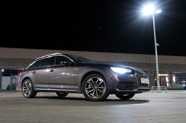 Audi A4 Allroad 2.0 TFSI | Test długodystansowy, cz. VI | Terenowe kombi w mieście