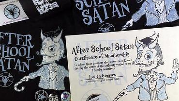 Zgodnie z amerykańskim prawem tzw. kluby szatana mogą funkcjonować w szkołach na takich samych zasadach co kółka biblijne
