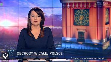 """Dzisiejsze """"Wiadomości"""" nie wspomniały o roli prezydenta Komorowskiego w upamiętnieniu 'wyklętych"""""""