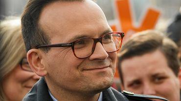 Marcin Anaszewicz, wiceprezes Wiosny