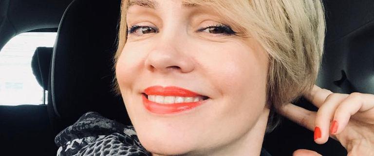 """Weronika Marczuk po raz pierwszy upubliczniła twarz córki. """"Śliczna jak mamusia"""""""