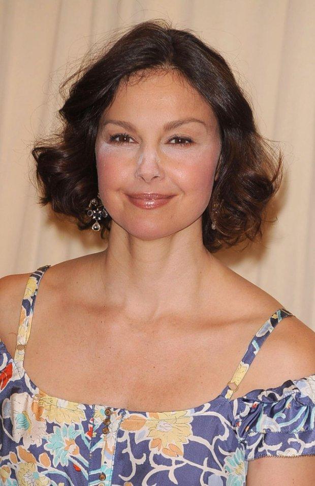 Ashley Judd na imprezie w Nowym Jorku w 2011