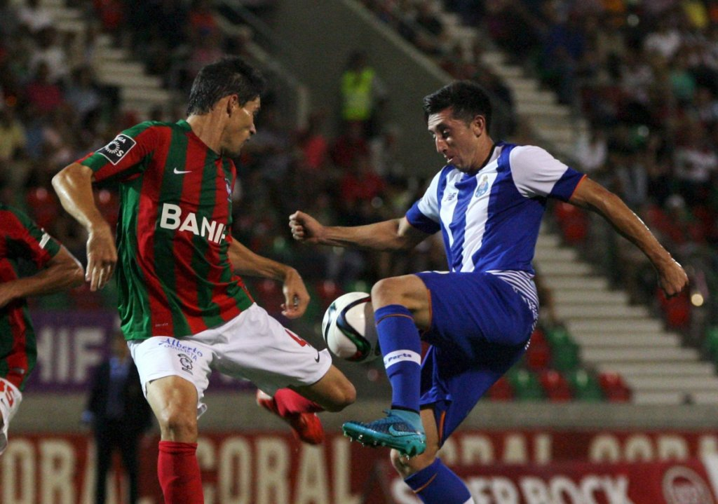 Mecz Maritimo Funchal - FC Porto