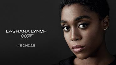 Lashana Lynch agentką 007