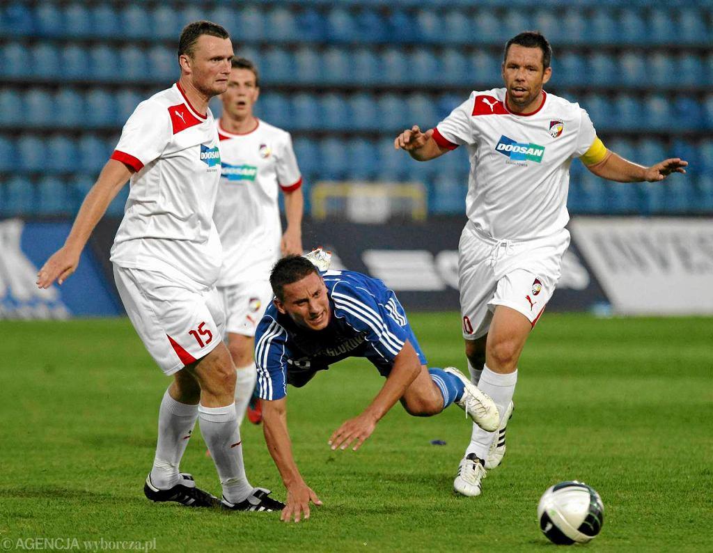 Mecz Ruch - Viktoria Pilzno 0:2