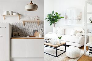 Białe aranżacje - wszystko czego potrzebujesz, by urządzić mieszkanie w bieli