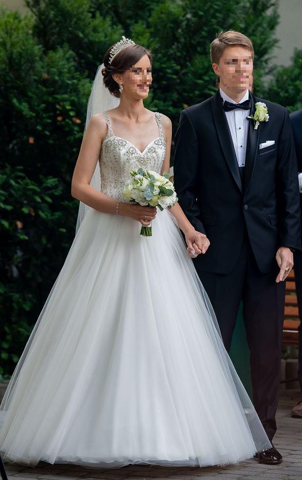 Syn Danuty Holeckiej wziął ślub