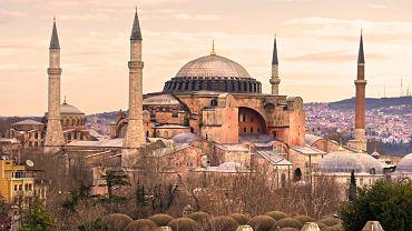 Stambuł - Hagia Sophia