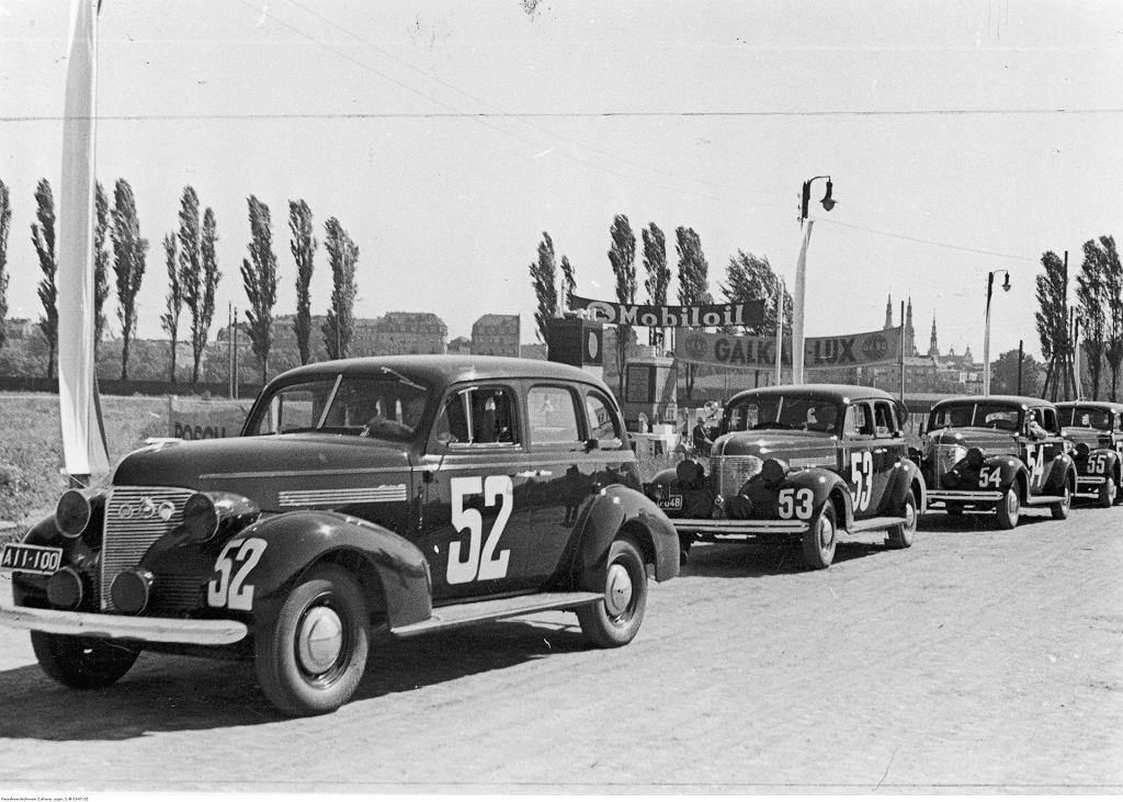 XII Międzynarodowy Raid Automobilklubu Polski o Grand Prix Polski