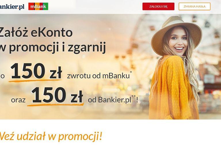 promocja mBank i Bankier.pl