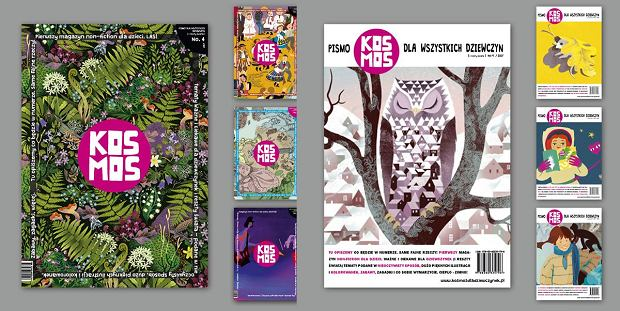 'Kosmos dla dziewczynek' - pierwszy numer magazynu już jesienią