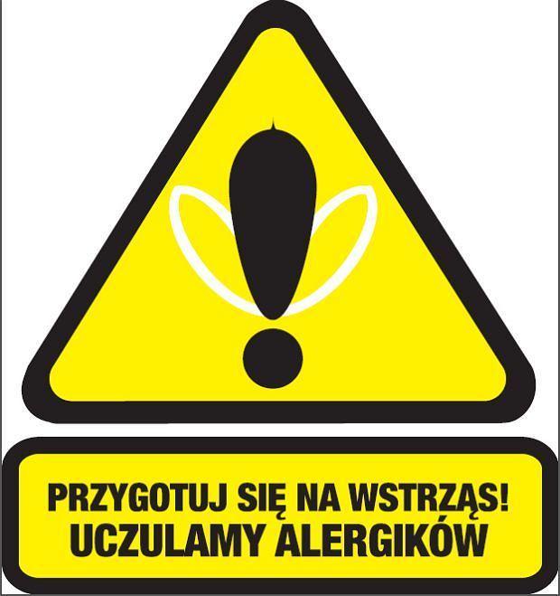 Przygotuj się na wstrząs - Tydzień alergii dla mieszkańców Warszawy