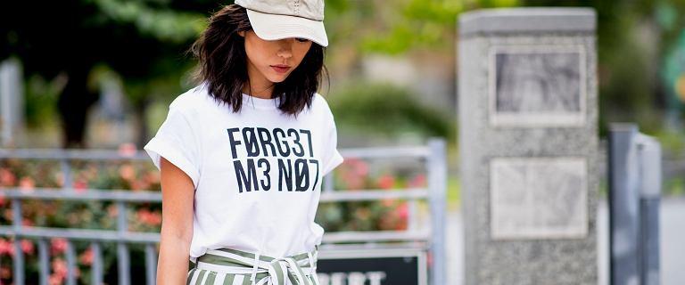 Te t-shirty Bonprix mogą stanowić bazę do każdej stylizacji! Zobacz najmodniejsze nowości na lato 2021!