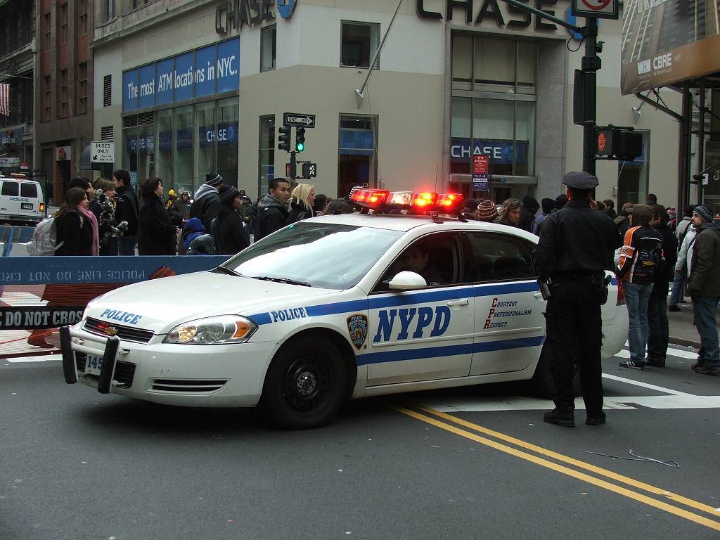Policja w Nowym Jorku
