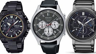Japońskie zegarki: propozycje LOGO