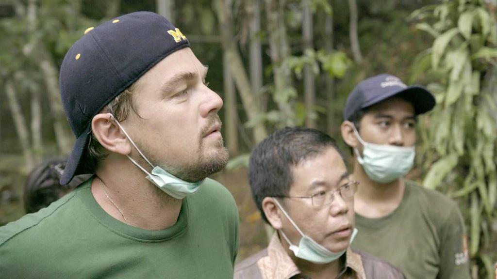 Leonardo DiCaprio w