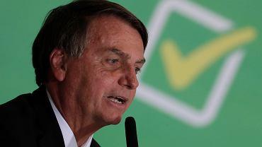 Jair Bolsonaro, prezydent Brazylii