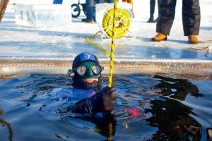 Mój pierwszy raz: nurkowanie pod lodem