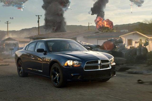 Dodge Charger - kampania reklamowa Defiance