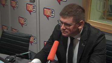 Poseł Tomasz Rzymkowski z Kukiz'15 w TOK FM.