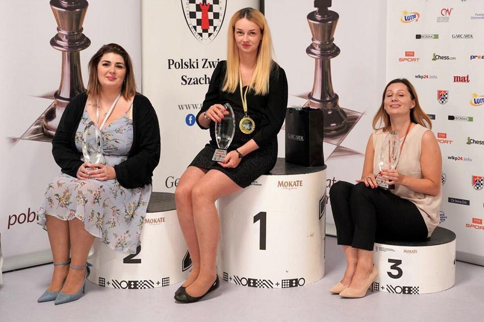 72. Mokate Indywidualne Mistrzostwa Polski Kobiet w Szachach